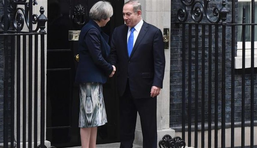 UK 'proud' of its role in establishing Israeli regime, May says, defending Balfour Declaration