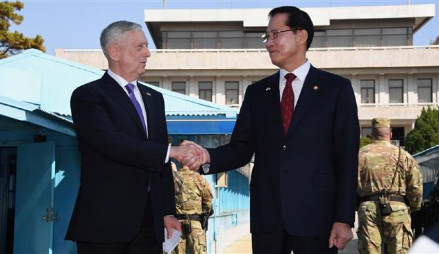 Mattis warns of 'massive military response' to North Korea threats