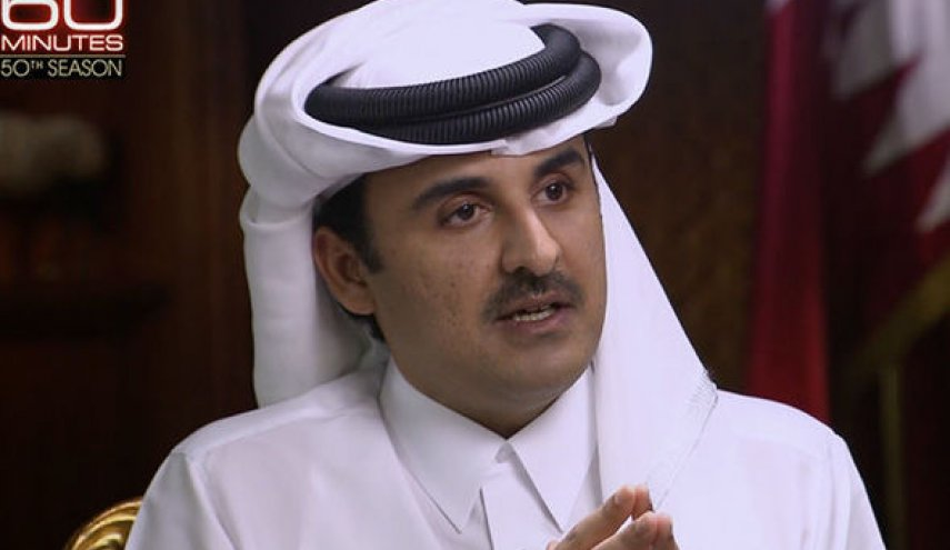 Qatar Sheikh accuses Saudi Arabia of two-faced politics over blockade, 'nobody told me anything'