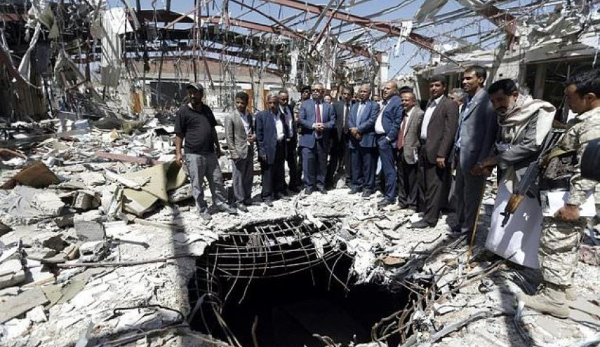 Saudi-led air strike kills 29 in north Yemen: Ansarullah health office