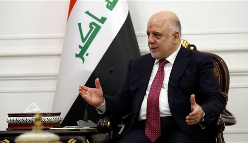 Iraq's PM says Kurds refraining from withdrawing their troops