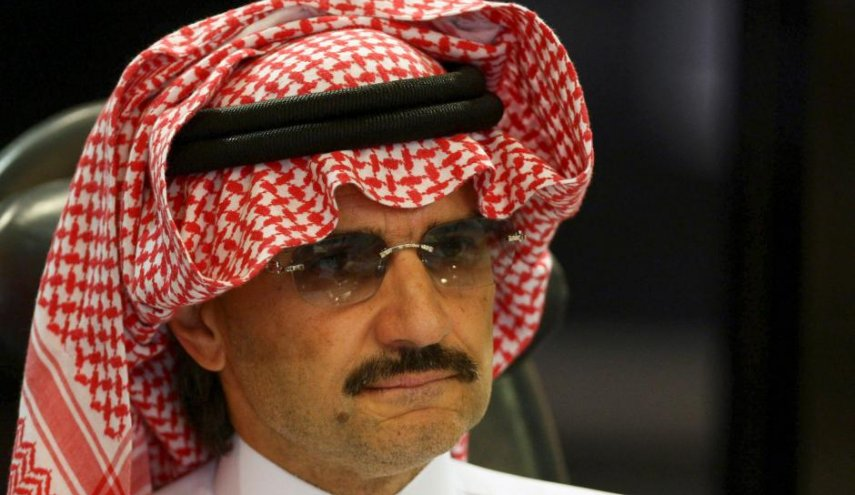 Saudi billionaire Prince Alwaleed, former ministers detained in corruption probe