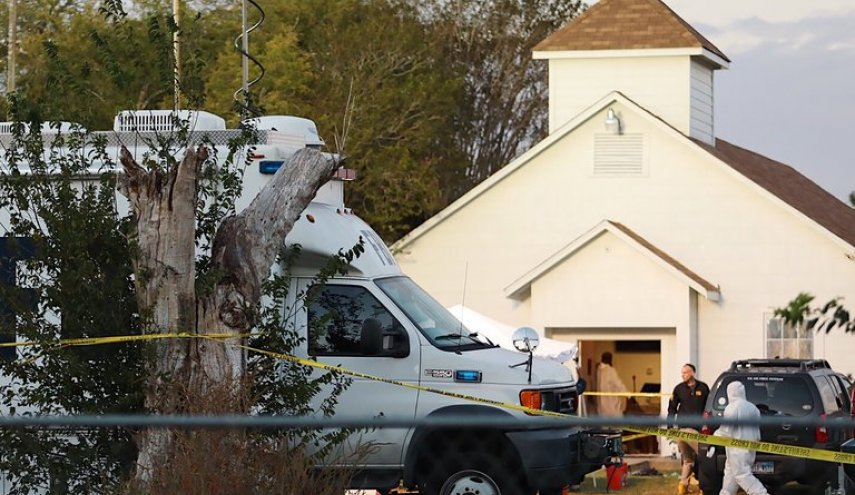 Gunman kills at least 26 worshipers at small-town Texas church