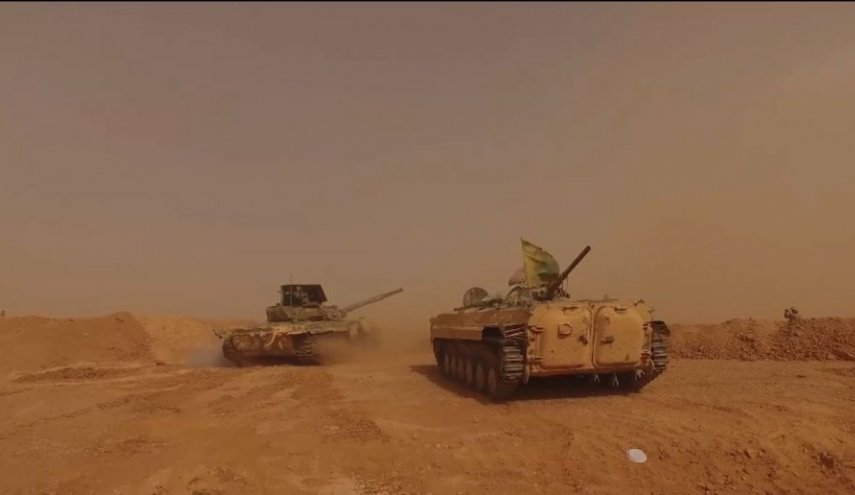 Iraqi military allowed Syrian Army, allies to attack Albukamal from Iraq