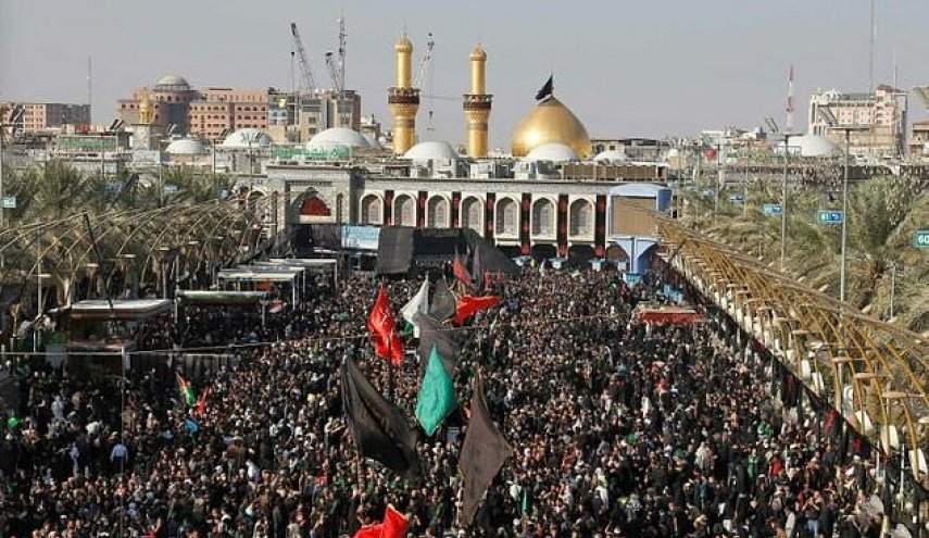 Millions mark key Shia commemoration in Iraq holy city