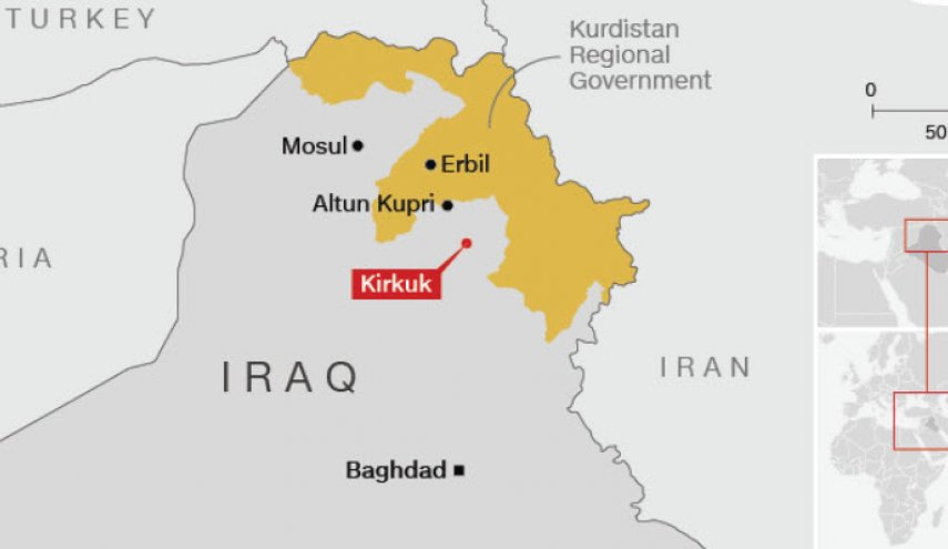Mass graves of civilians executed by ISIS found in Kirkuk province