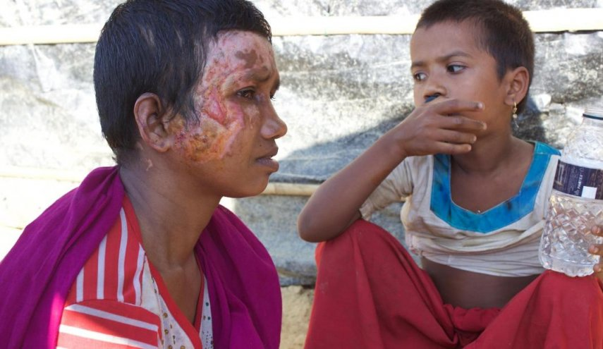Rohingya massacre: Accounts of rape, burning children and murder