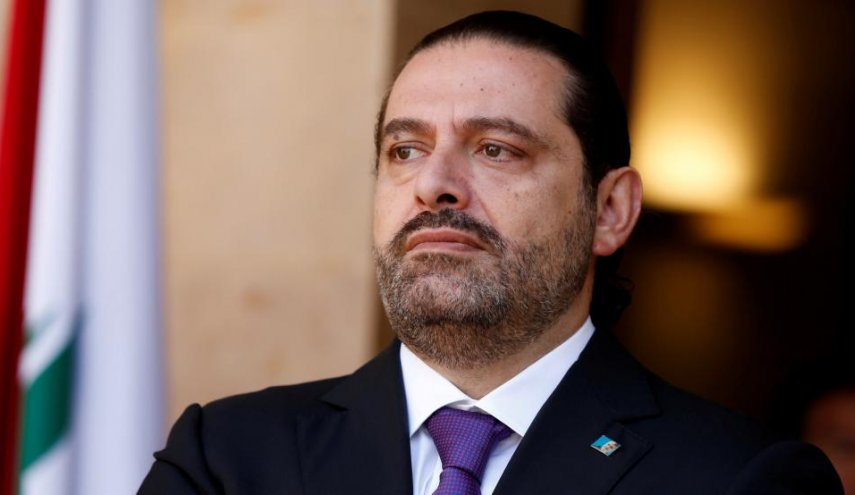 Lebanon's Hariri says to hold off resignation as PM