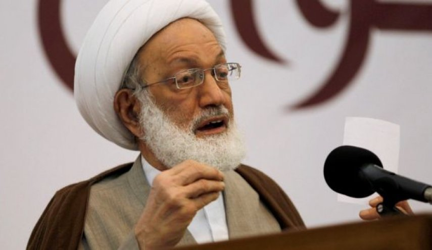 Bahrain's Sheikh Isa Qassim under house arrest is ill: Activists