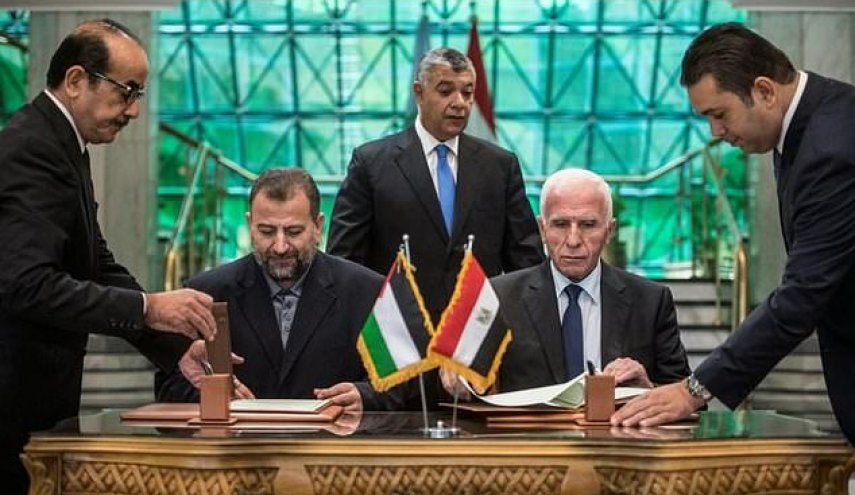 Hamas due to hand over Gaza in major step toward unity