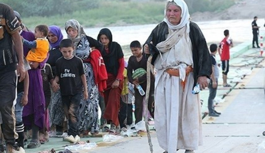 50 percent of Yezidis abducted by ISIS still remain under captivity