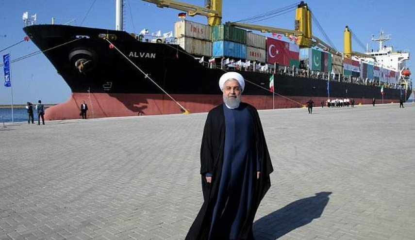 President Rouhani calls for Middle East 'dialogue'