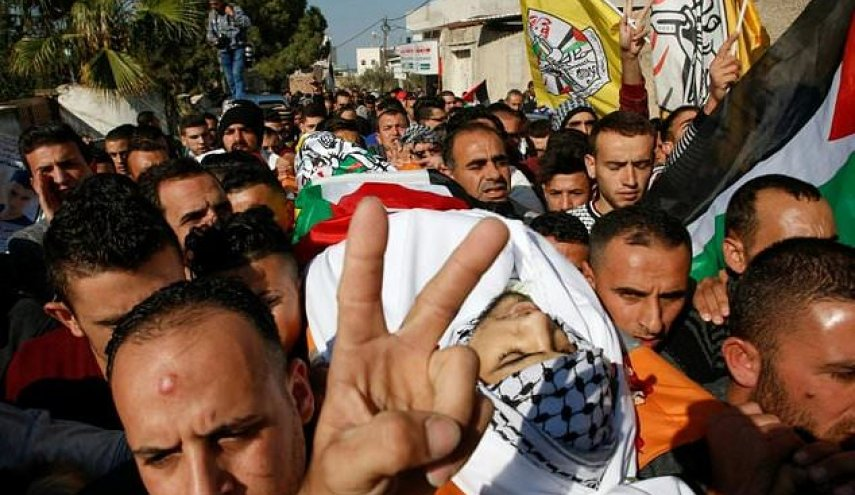 Palestinian protests called against Pence visit to al-Quds