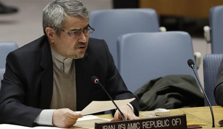 Iran urges global action against US bids to undermine nuclear deal