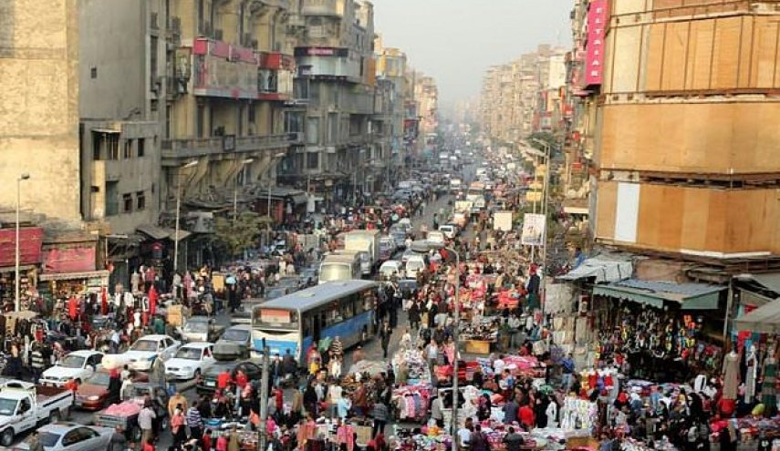 Egypt struggles against population 'catastrophe'