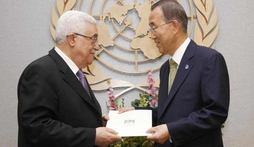 Palestine stands firm by plan to seek full UN membership