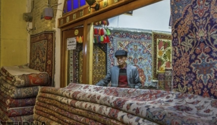 Iran carpet exports up 31% in 8 months