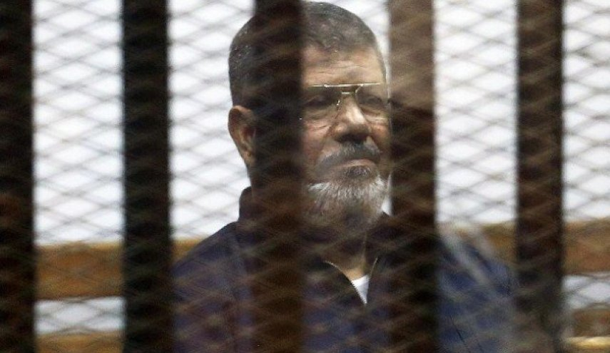 Egypt sentences ex-President Mursi, 19 others to three years in jail for insulting judiciary