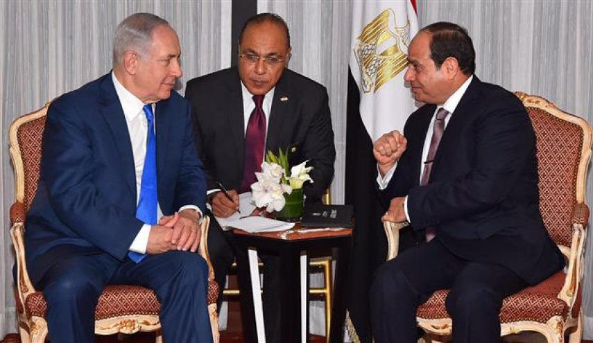 Report reveals Egypt's support for US policy on al-Quds