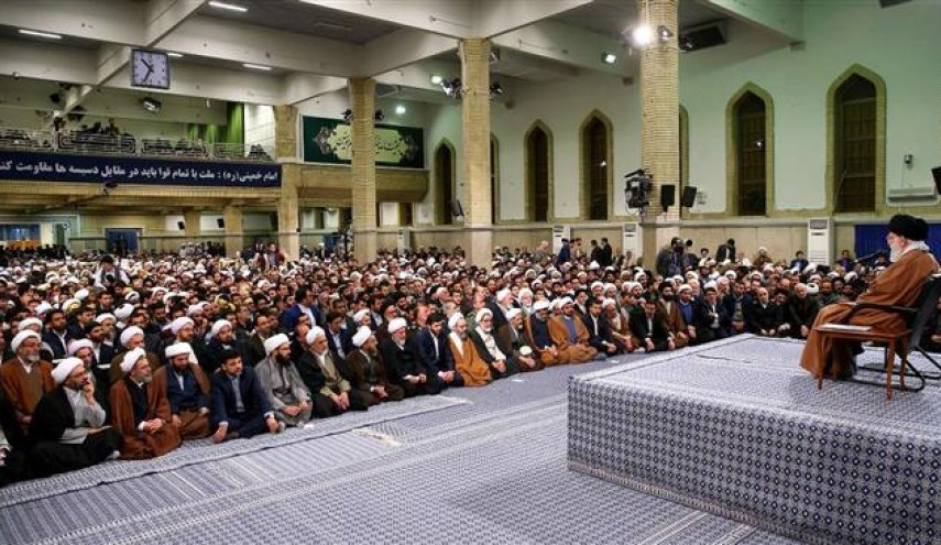 Ayatollah Khamenei hails Iranian nation's response to recent unrest