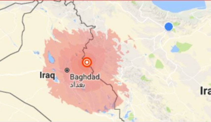 Earthquake hits central Iraq, felt in Baghdad