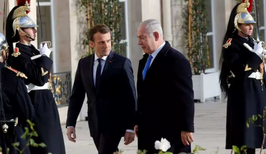 Macron tells Netanyahu the Iran nuclear deal must be preserved