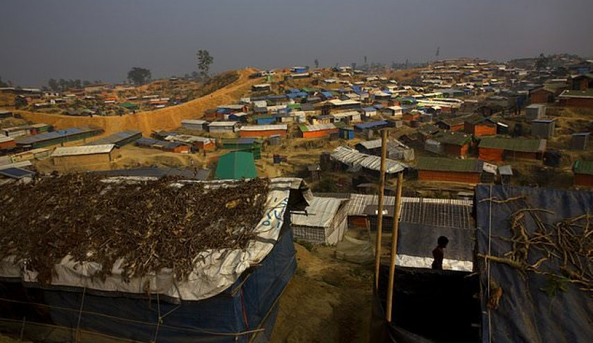 Myanmar says camps for Rohingya will be ready next week