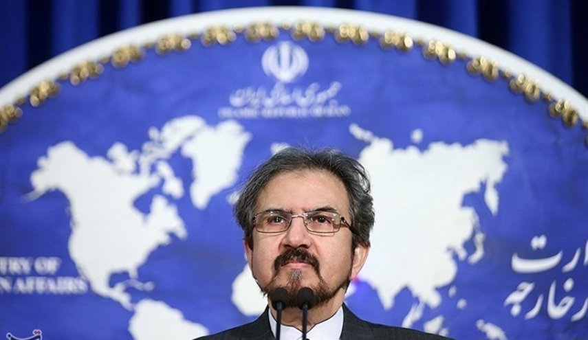 Iran calls for end to Turkish offensive in Syria