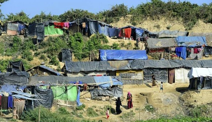 Rohingya in no man's land caught in repatriation limbo