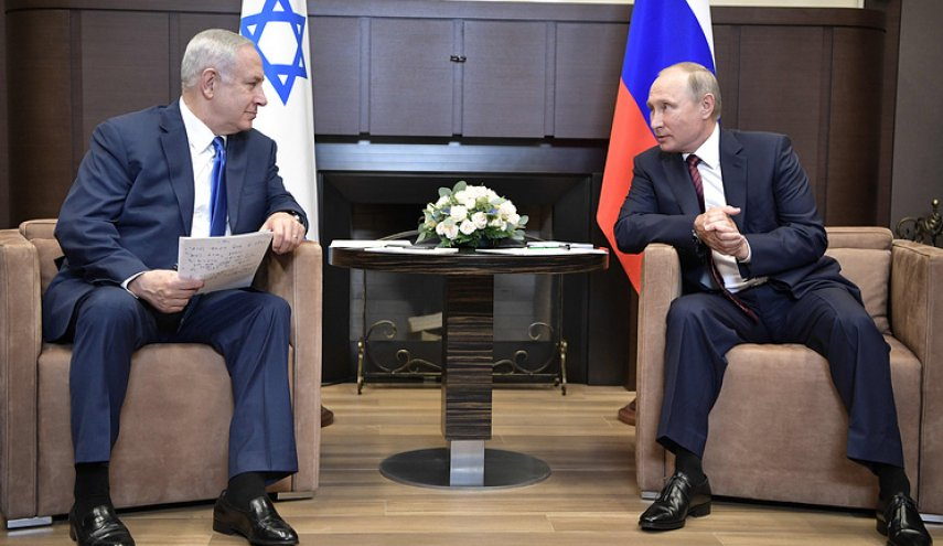 Putin, Netanyahu to discuss Syria, Middle East, bilateral issues
