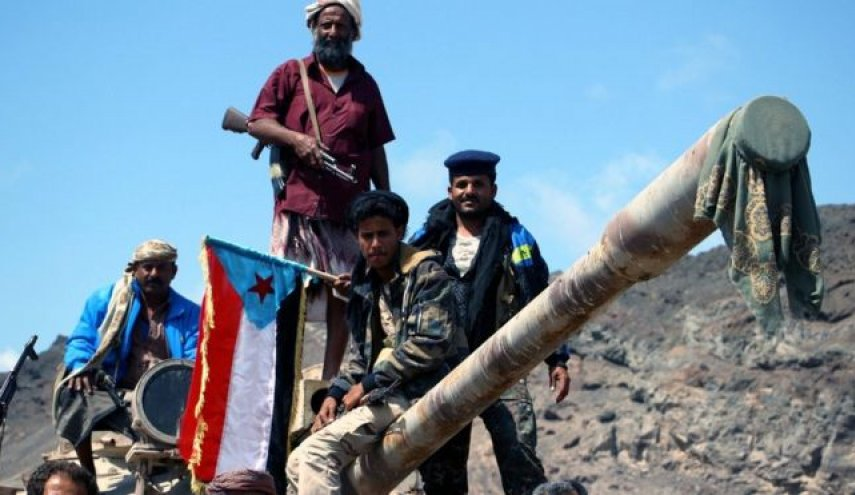 UAE-backed forces defeat Saudi-backed Hadi's forces in Aden - Yemen
