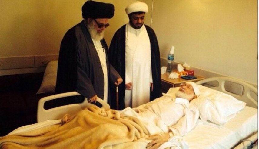 Sheikh Isa Qassim back in Bahrain hospital