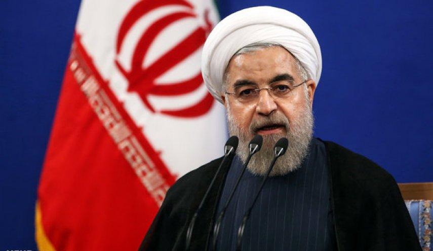 US talks of peace while threatening others with nukes: Rouhani