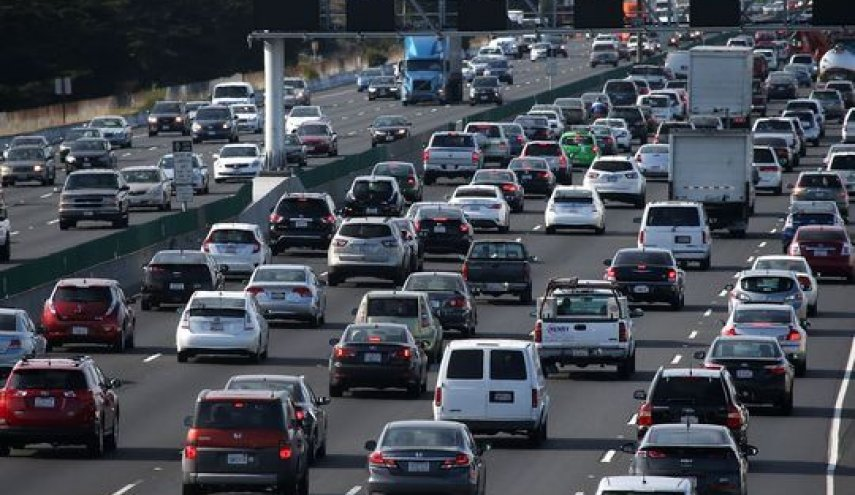 Yep, L.A. has the world's worst traffic congestion — again