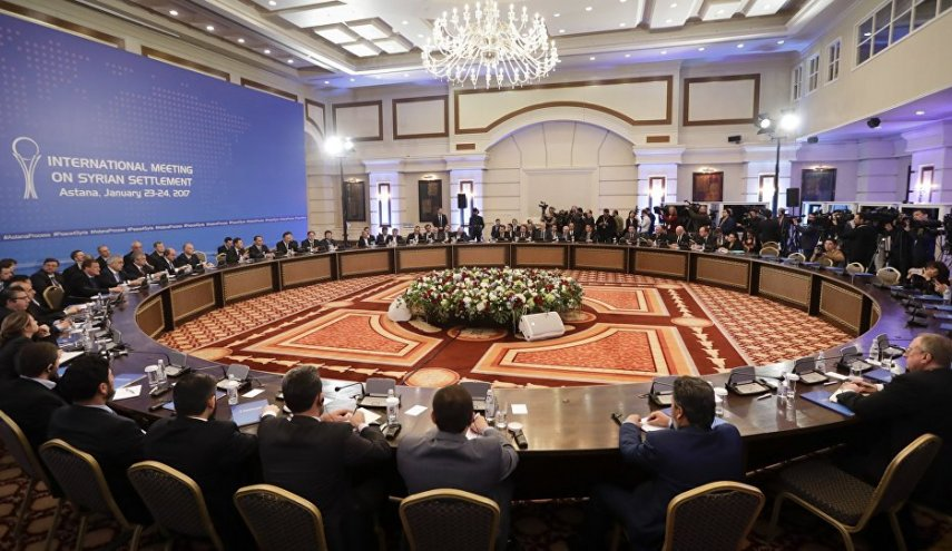 Russia, Turkey and Iran discuss meeting on Syria in Kazakhstan
