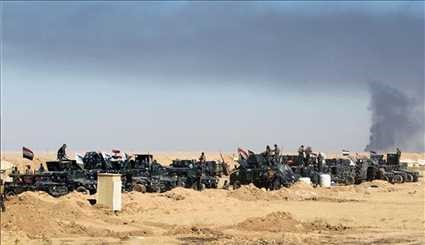 Iraq Army's Offensive Mosul by Pictures