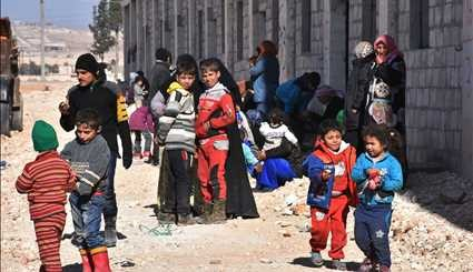 At Last, Syrian Civilians in Terrorist Held Districts of Aleppo Feel No Pain