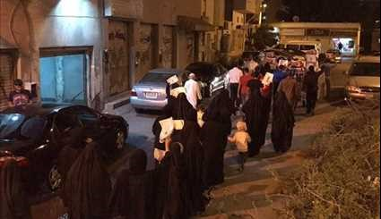 Bahrani People Reject Al-Khlaifa's Normalization of Ties with Israel
