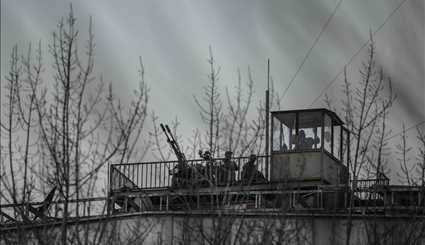 Anti-aircraft shootings heard in Tehran