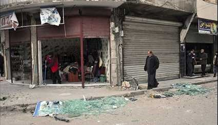 Over 13 Killed, Injured in Terrorists' Rocket Attacks in Homs