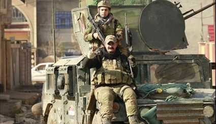 Iraqi Forces Continue to Advance against ISIL in Western Mosul