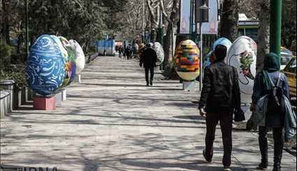 Welcome Spring in Tehran
