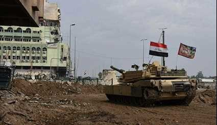 Iraqi Forces Advance into Mosul's Old City