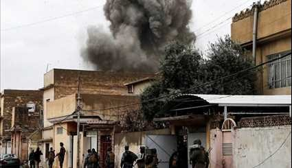 Iraq's Military Forces Recapture More Land in Western Mosul