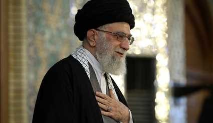 Leader addresses Iranians in Nowruz speech