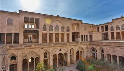 Iran's Beauties in Photos: Abbasi House