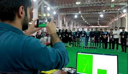Iranian Open Robocup Competitions