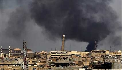 Iraqi Forces Recapture 30% of Mosul's 'Old City'