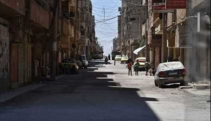 Everyday Life of Syrian People in Deir Ezzur