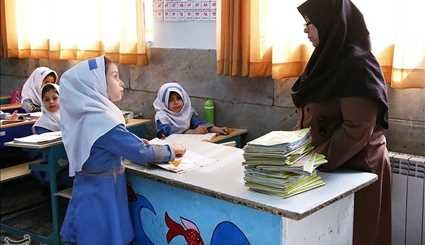 Iran Marks National Teachers' Day
